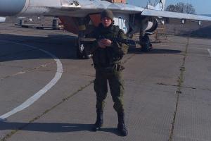 InformNapalm викрив ГРУшника, який брав участь у спецопераціях РФ у Криму та на Донбасі