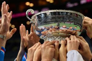 Українки почнуть відбір до Світової групи Кубка Федерації у лютому