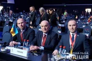 Українські копи приїхали на Генасамблею Інтерполу