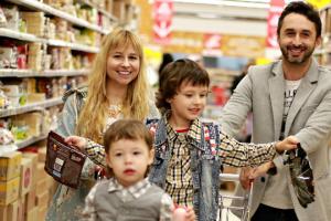 Gulliver: большой выбор магазинов в центре Киева