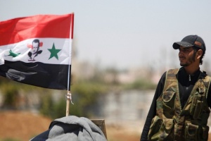 """""""Горячая"""" Сирия: войска Асада вошли в Ракку"""