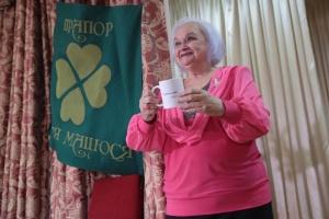 Київську вчительку історії нагородили орденом Усмішки
