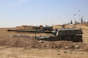 Турция заявляет, что готова возобновить операцию в Сирии через 35 часов