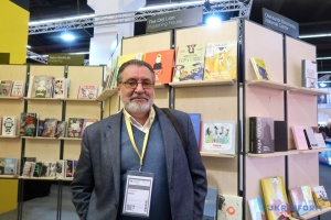 У справі перекладу сучасної української літератури ми йдемо шляхом Європи - експерт