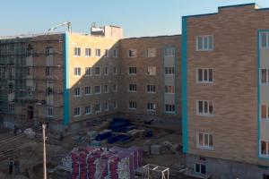 У Слов'янську завершують відбудову корпусу лікарні, яку в 2014-му нищили окупанти