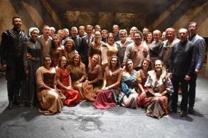 У Нідерландах відбулися успішні гастролі Одеського театру опери та балету