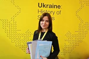 Україна на Франкфуртському ярмарку: тонна книжок і голоси авторів