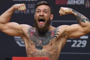 """Конор Макгрегор """"засветил"""" имя своего следующего соперника в UFC"""