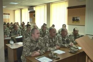 Warrior Watcher-2019: у Миколаєві стартували перші українсько-британські навчання