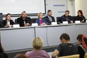 «Игры Непокоренных-2020»: объявления членов Национальной сборной Украины