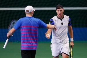 Украинец Марченко проиграл в парном полуфинале турнира ATP в Германии