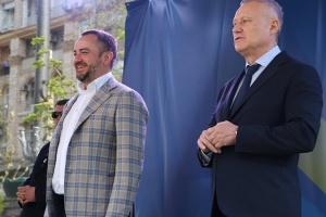 Стали відомі подробиці конфлікту між Павелком і Суркісом на матчі Україна — Португалія
