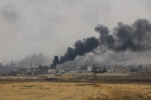 Через авіаудари Туреччини на півночі Сирії загинули ще 14 цивільних