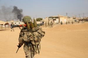 Турция готова возобновить военную операцию в Сирии