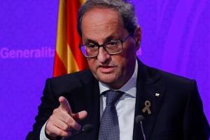 Президент Каталонии хочет еще один референдум о независимости региона