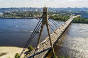 На выходные ограничат движение Северным мостом