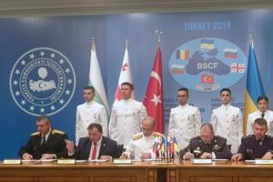 Україна передала Туреччині головування у Чорноморському Форумі