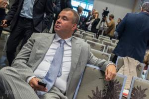 フラドコウシキー元安保会議第一副書記へ容疑が正式に伝達