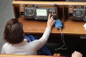 Через прогули депутатам у листопаді не виплатили майже 3 мільйони - ЧЕСНО