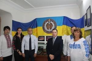 В Аммані відкрили Меморіал пам'яті захисників України