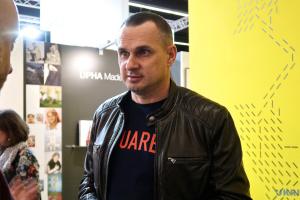 Олег Сенцов, український режисер, колишній в'язень Кремля