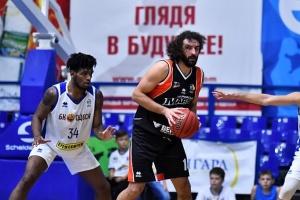 «Черкаські Мавпи» обіграли «Київ-Баскет» в Суперлізі