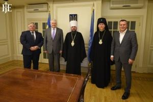 Українські дипломати привітали ПЦУ з визнанням Елладською церквою