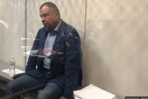Hladkovsky released on UAH 10 mln bail