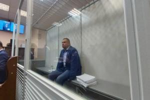 Прокуратура просить для Гладковського заставу у 100 мільйонів