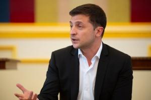 Зеленський переконаний, що культура, наука та спорт можуть сприяти об'єднанню України
