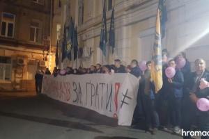 Справа Гладковського: Нацкорпус під судом вимагає арештувати ексчиновника