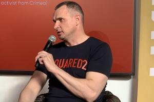 Сенцов завершив зйомки фільму «Носоріг»