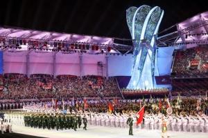 VII Всесвітні ігри у Китаї: українські військові змагатимуться у 12-ти видах спорту