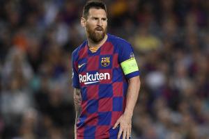 Мессі гратиме за «Барселону» до кінця кар'єри