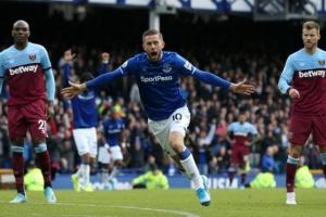 АПЛ: «Вест Гем» програв «Евертону», Ярмоленко зіграв тайм