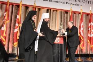 Епіфанію вручили у США премію за захист прав людини