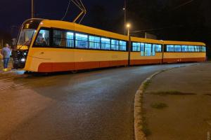 В Одессе тестируют самый длинный в Украине трамвай