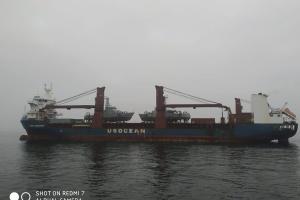 Zwei Patrouillenboote aus den USA schon in Odesa
