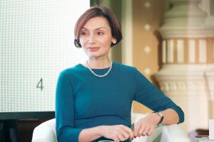 """Рожкова о завышенной стоимости банковских залогов под рефинанс: """"Трудно утверждать"""""""