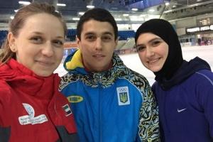 Український тренер «Принцеси льоду у хіджабі»: моя підопічна має усі шанси на Олімпіаду-2022