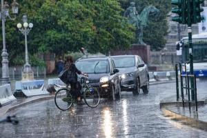 Сильные шторма затопили большую часть Милана