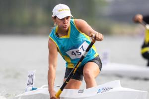 """Українці вибороли три """"золота"""" на ЧС з веслування на байдарках і каное у марафоні"""