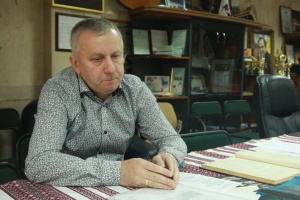 Керівник хору імені Верьовки заявляє про погрози та цькування