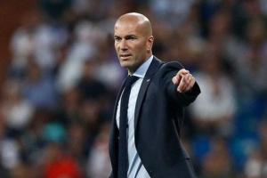 """""""Реал"""" може звільнити Зідана, якщо команда програє """"Галатасараю"""" в Лізі чемпіонів"""