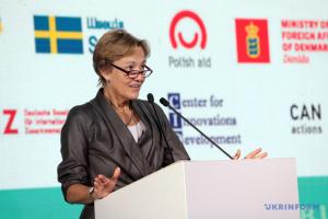 Deutsche Botschafterin Anka Feldhusen: Dezentralisierung bringt Staat näher an Bürger
