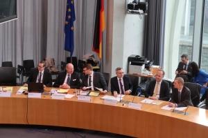 У Бундестазі розглянули петицію про визнання Голодомору геноцидом