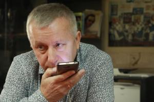 Директор хору Верьовки показав отримані повідомлення з погрозами