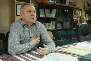 Зеновий Коринец, генеральный директор Национального хора им. Веревки