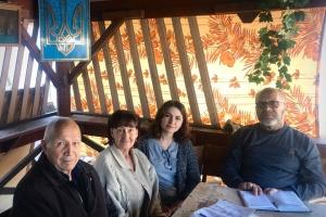 Кримські активісти відвідали родину заарештованого Приходька
