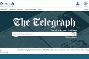 Британська газета The Telegraph відтепер писатиме Kyiv замість Kiev